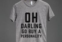 Text, funny text t-shirts