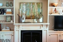 Family room / by Kate Thorley