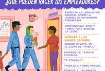 Derechos legales maternidad y lactancia