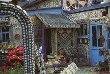 Mosaics / by Karen Vincer