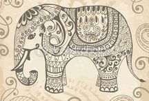 Indian Drawings