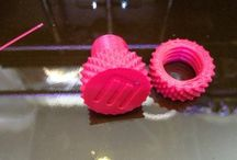 Our 3D printed objects / Objects that we have 3D printed!