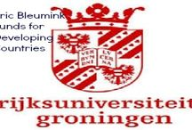Eric Bleumink Funds for Developing Countries & Other Top Scholarships / Eric Bleumink Funds for Developing Countries at University of Groningen in Netherlands, and applications are submitted till January 15th, 2015.  January 15th, 2015. University of Groningen offers Talent Grant for Developing Countries through the Eric Bleumink funds. - See more at: http://www.scholarshipsbar.com/eric-bleumink-funds-for-developing-countries.html#sthash.BNxizY6d.dpuf