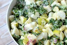 Salads / Salad Recipes. Salad Dressing Recipes. Salad ideas.