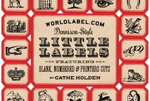 Labels and tags designs