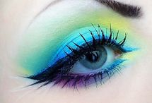 Portfolio makeup & costume ideas