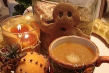 Christmas food & drinks / by Helene Levac