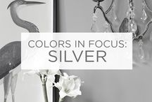 Colors in Focus: Silver / by Valspar