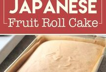 All About Roll Cake