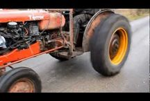 Macchine agricole e agroforestali