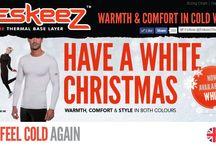 Eskeez White Christmas