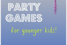Fun & Games / Ideas for game nights, parties, birthdays, getting together and having fun!