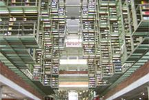 Librarys/Bookstores I want to visit