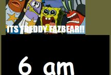 Five nightz at freddy'z