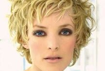 Short Hair Styles for Curly Hair