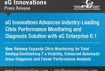eG Innovations Press Release