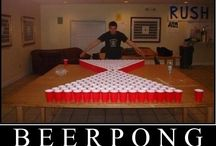 Fun Beer Pong Stuff / Everything you would need to know and have for an awesome beer pong experience! Visit beerponglife.com for more