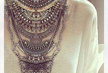 roupas...e bijous boho
