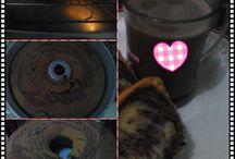 cakes and chocolates