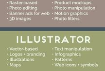 InDesign & Illustrator