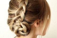 Braids, glorious braids! / by Laura Pepper Wu