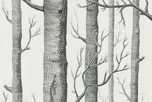 PANORAMIQUES / Style classique, papiers peint, paysages...
