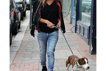 People avec leur chien, chat, cheval, ......