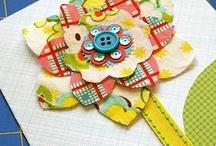 flower crafts / by Monia Fiocchi