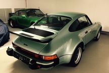 Porsche 3.0 Turbo Ice Green Metallic
