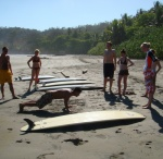 Surf Camps Costa Rica / Get all level surfing courses for Beginner and Intermediate Surfers from La Escuela Del Sol. Enjoy Surf Vacations in Costa Rica, book early for guarantee enrollment here. / by La Escuela Del Sol
