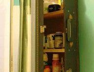 Repurposed Items / by Amy DiGiulio