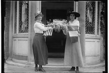 Women's Equality Day / The day all women won the right to vote in the United States. It took three generations for women to get the vote.