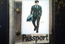Примеры обложек на паспорт