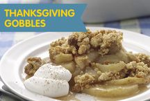 Thanksgiving Gobbles / by SKIPPY® Peanut Butter
