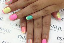 make up and nails ideas