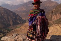 People of Peru / Nice pictures of the past and present peruvian people and their  colorful costumes. / by Hotel & Mirador Los Apus, Cusco, Peru