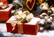 Новогодние подарки / Что подарить близким, родным и друзьям на Новый Год? Наступает то волшебное время года, когда всех нас мучает один и тот же вопрос:)
