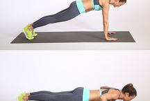 Work out moves