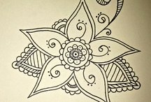 Henna butterfry