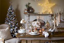 Natal Decorado / Ideias para deixar o seu lar com o espírito Natal.