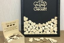 Mickey and Minnie Guest Book Alternative, Disney Theme Weddings