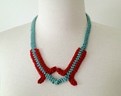 Crochet Necklaces by Classy Broad / by Somer Sherwood