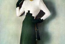 Мода 50 - х