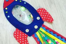 Sensory baby toys