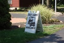 Island Club Golf Carts / We rent them to our guests... 4, 6, and 8 person carts delivered directly to your house or rental!