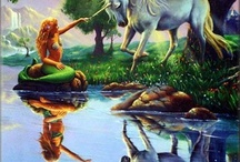 Mermaid and Unicorn