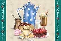 Káva,čaj