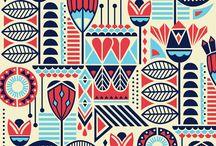 Pattern / Pattern inspiration