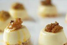 pannacota con miel