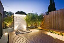 Jardins e muros